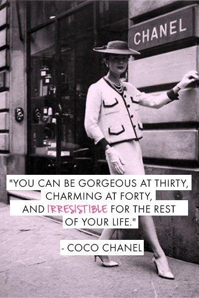 quote Coco Chanel