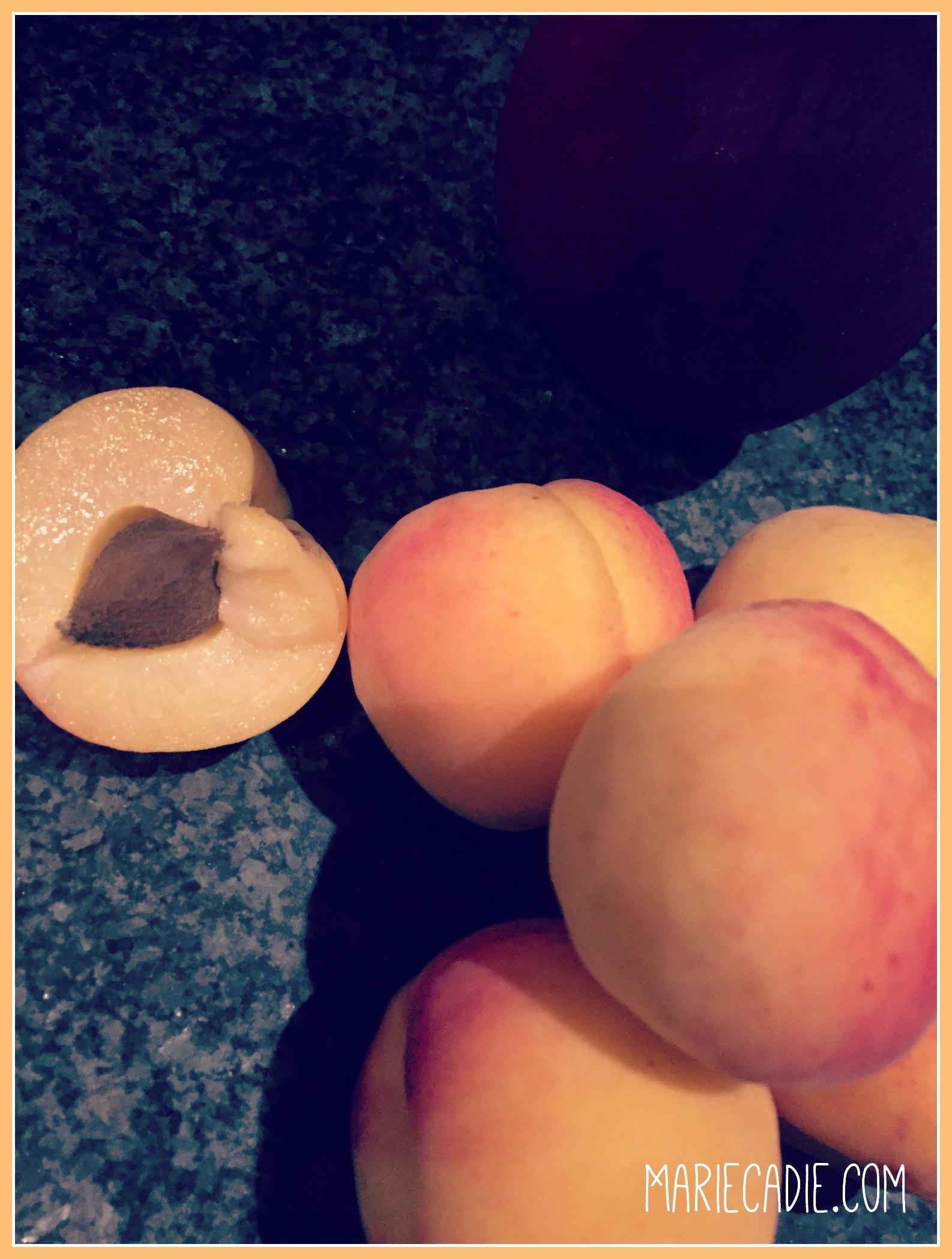 MarieCadie.com abrikoosjes