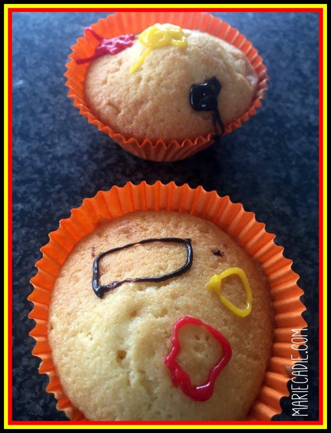 MarieCadie.com Dr Oetker cupcakes 3