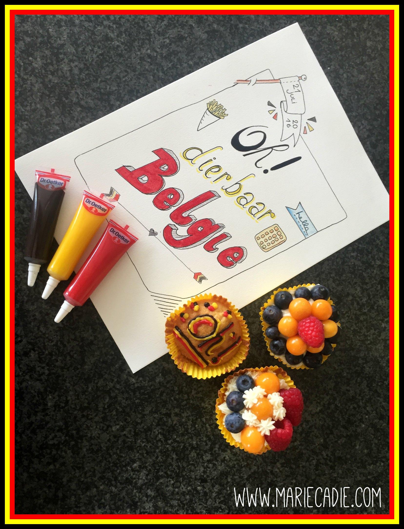 MarieCadie.com Dr Oetker Cupcakes 4