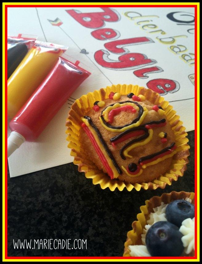 MarieCadie.com Dr Oetker Cupcakes 5