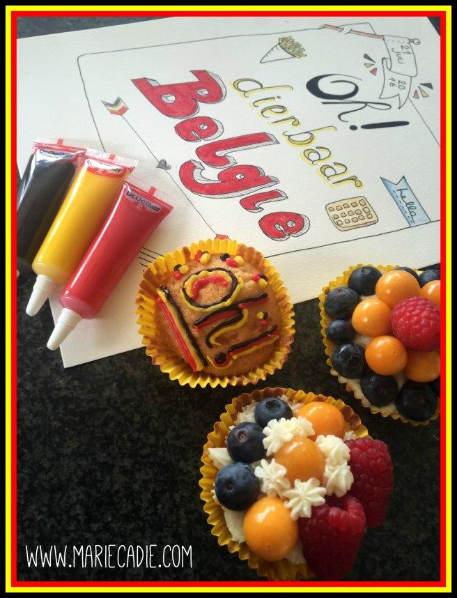 MarieCadie.com Dr Oetker Cupcakes 6