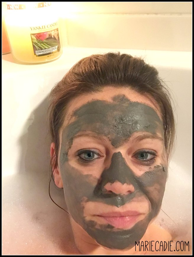 MarieCadie.com Dermalogica charcoal mask